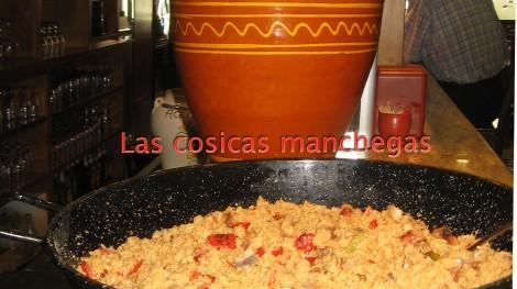 Comida Manchega de Puchero en Albacete